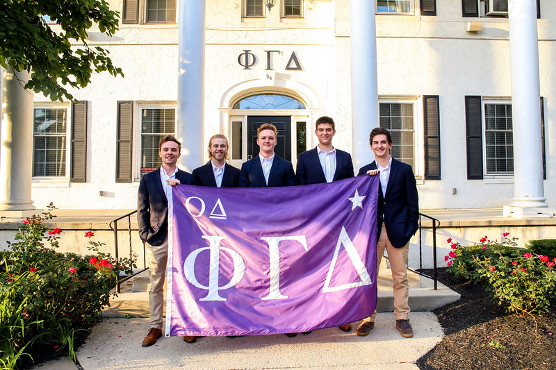 2018 Phi Gamma Delta Group Photos