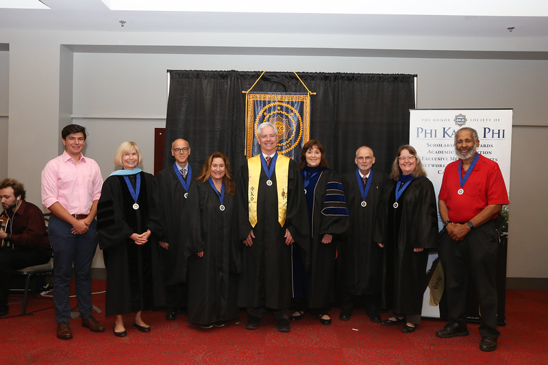 2018 Phi Kappa Phi Initiation Ceremony