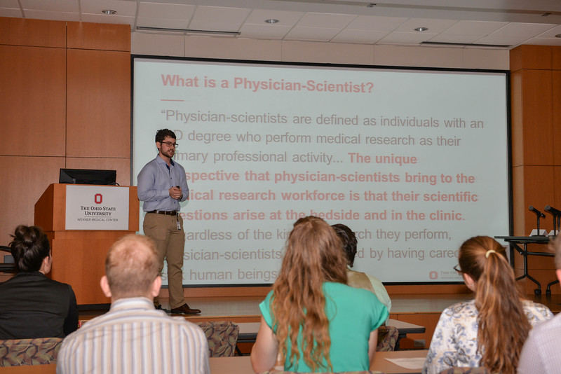 Physician-Scientist Career Day