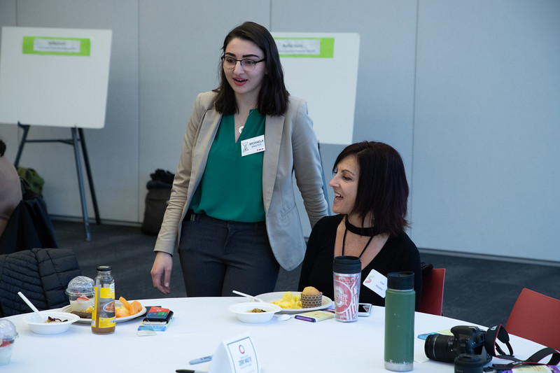 Women in Sustainability Breakfast T4C 2019<br /> Photographer- Kerem Gencer