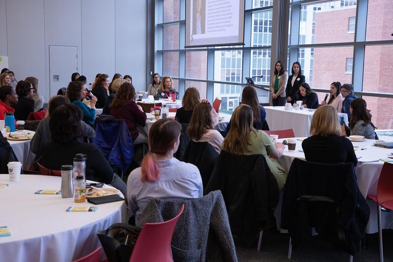 2019 Time 4 Change - Women in Sustainability Breakfast