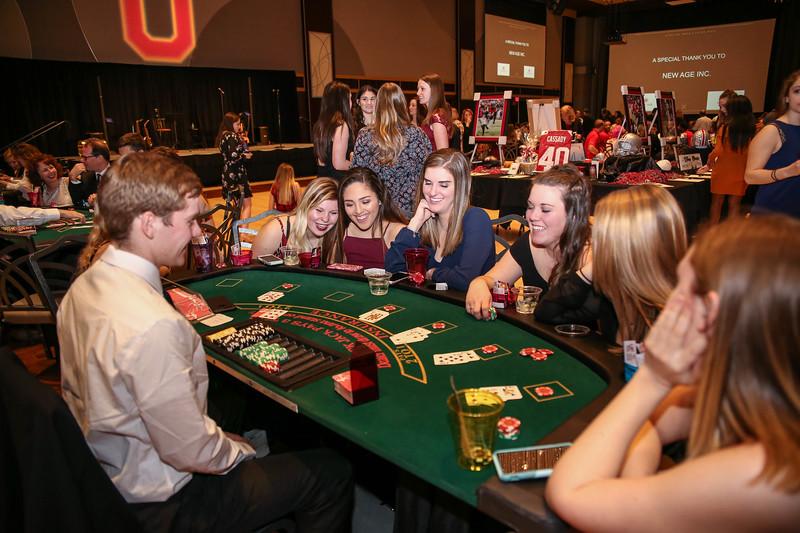 2018 Alpha Tau Omega Casino Night
