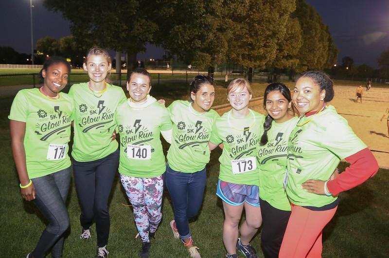 2017 5K Glow Run
