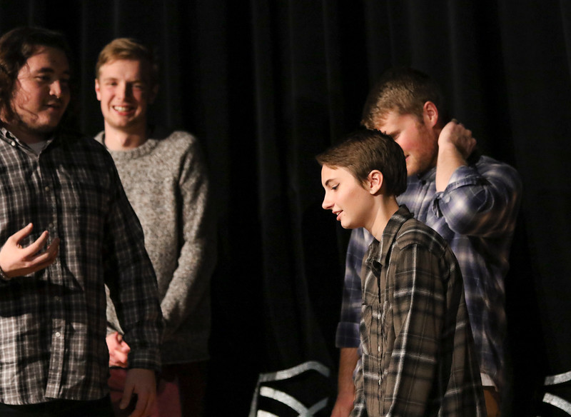 2017 8th Floor Improv's December Show