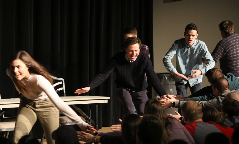 8th Floor Improv January Show