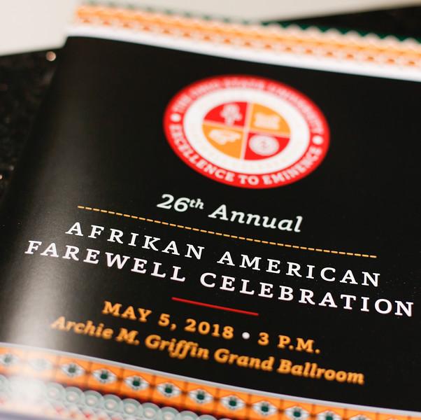 Afrikan American Farewell