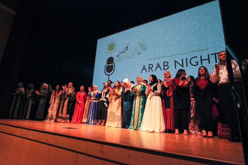2018 Arab Night