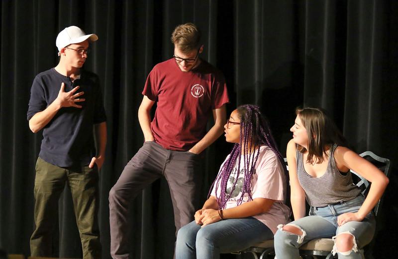 2017 Bellwether Improv Comedy Festival Night One