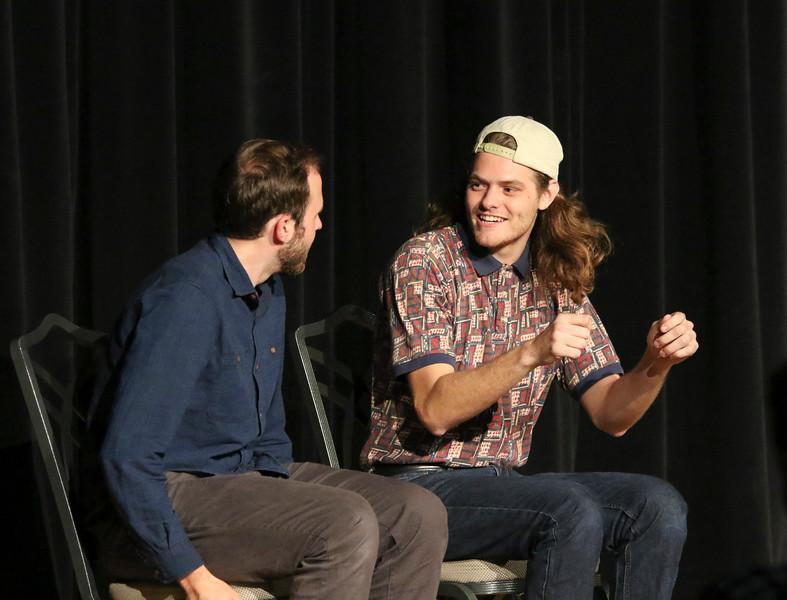 2017 Bellwether Improv Comedy Festival Night 2
