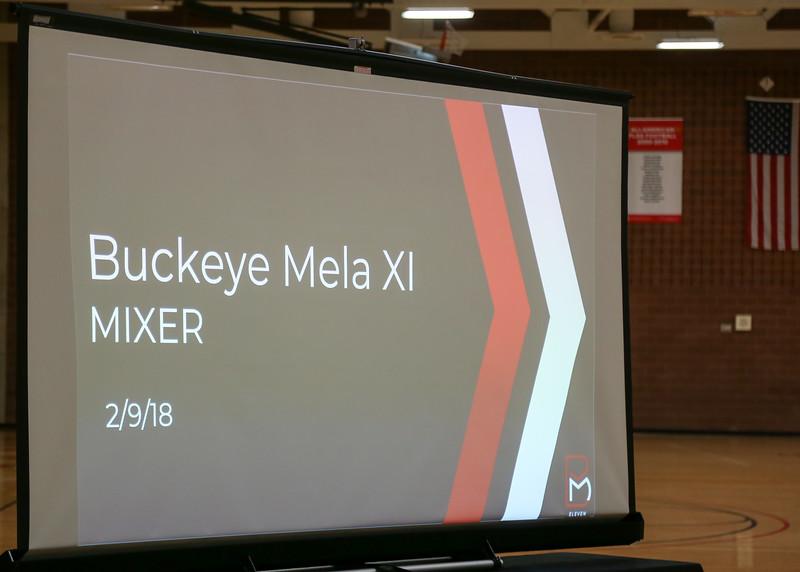 Buckeye Mela XI Mixer