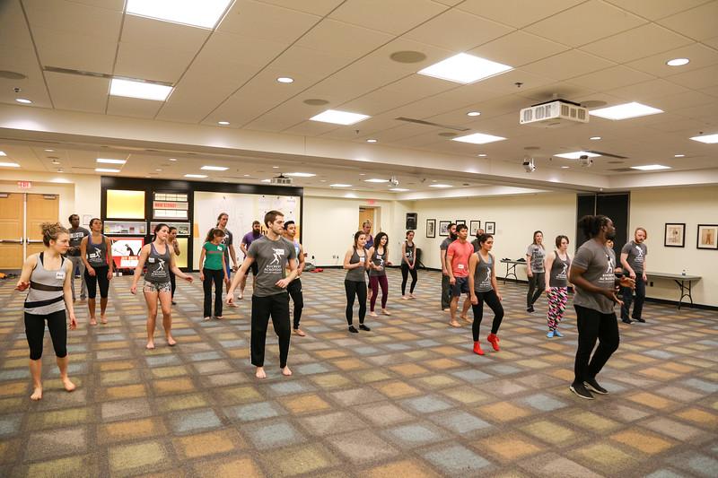 Dance Lift Workshop