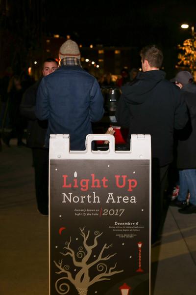2017 Light up North Area