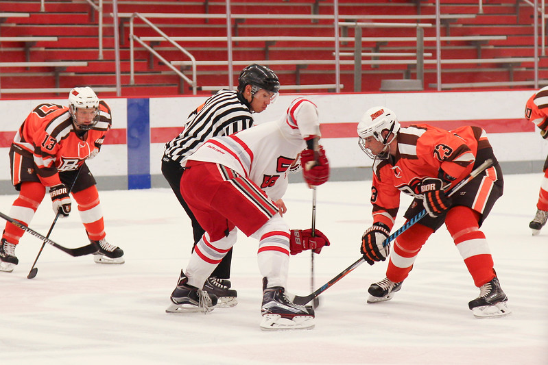 2017 Men's Club Ice Hockey vs Bowling Green