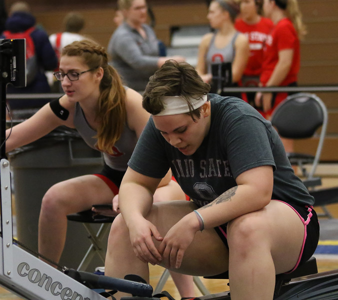 2018 Midwest Championship Erg Sprints