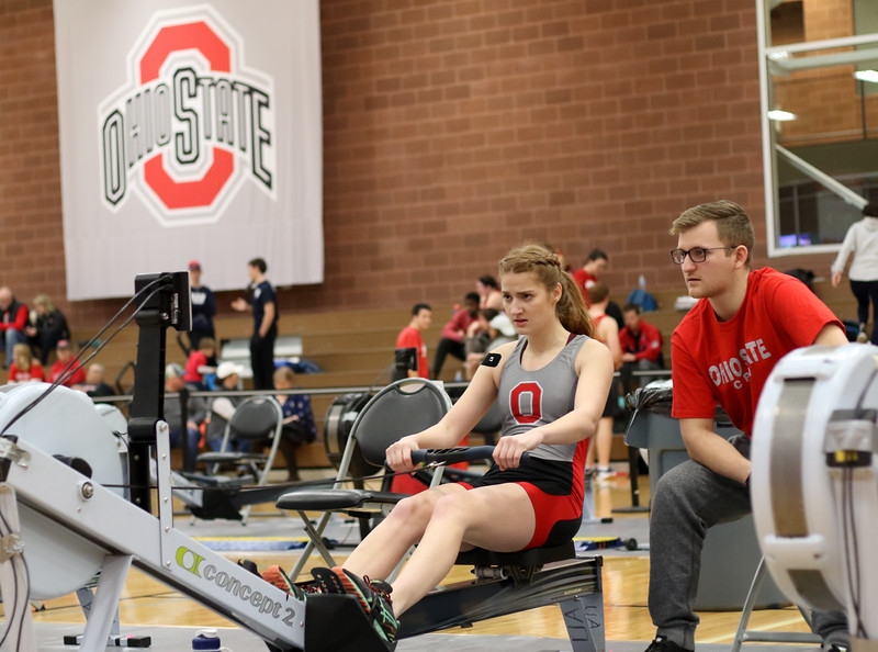 Midwest Championship Erg Sprints
