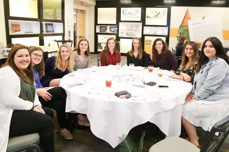 2018 NSSLHA Spring Banquet