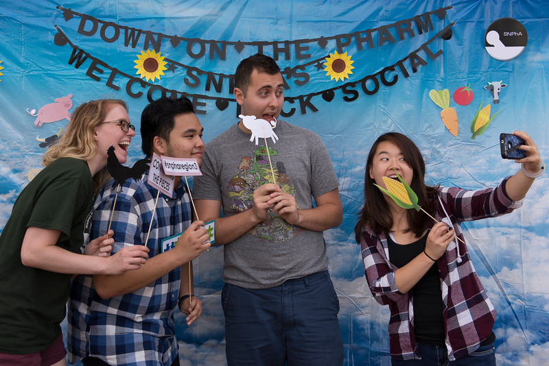 2017 SNPhA Fall Picnic Photo Booth