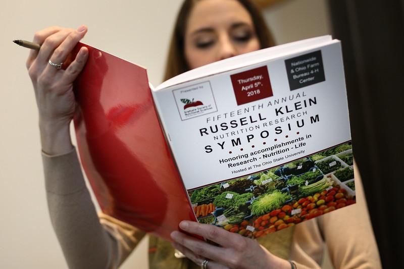 2018 Russell Klein Nutrition Symposium