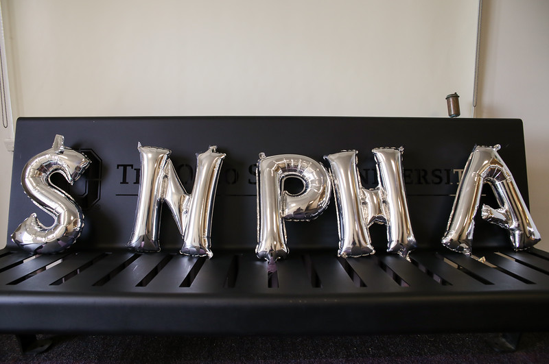 SNPhA Welcome Back Event