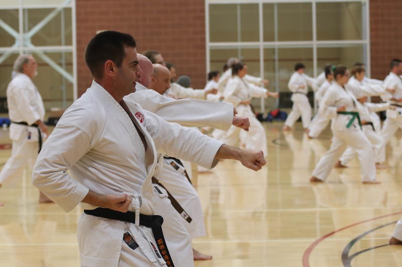 Shotokan Karate Club Spring Camp