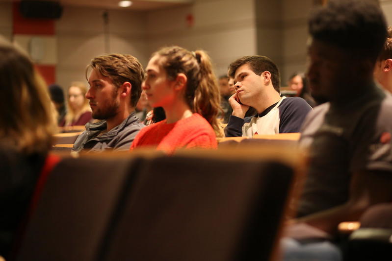 2017 STEAM Lecture Series: What is Love?