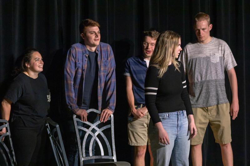 2019 Bellwether Improv Comedy Festival