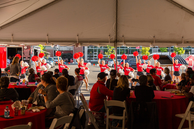 2019 Tailgate photos on Oct 5th ( KK Yang - The Ohio State University  Office of Student Life)