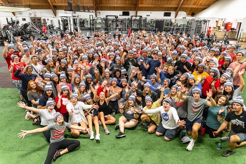 2019 The Pack Shack  photos on Oct 3rd ( Kerem Gencer - The Ohio State University  Office of Student Life)