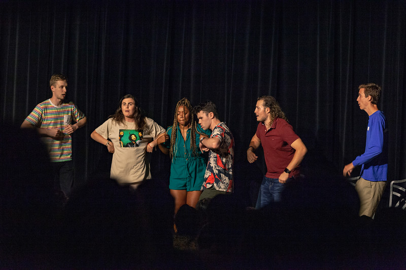2019 8th Floor Improv's Secret Free Comedy Show