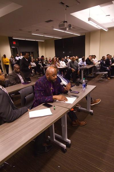 2019 Black Mental Health Panel