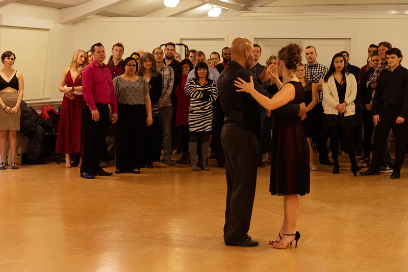 2020 Argentine Tango Club Lesson and Dance Party 2