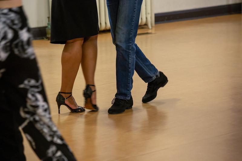 2019 Argentine Tango Club Potluck Meeting