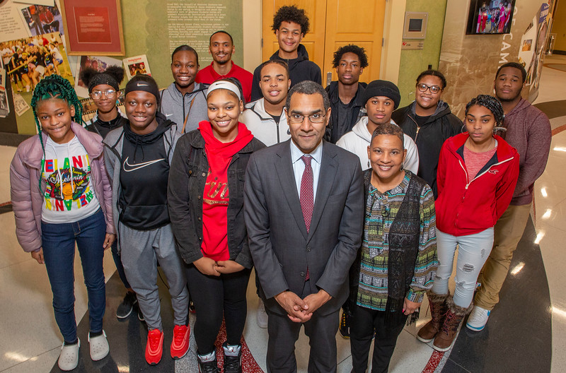 CGS Diversity Dialogue Series Group Photo