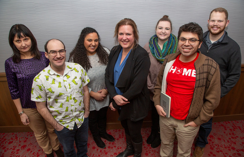 CGS Buckeye Diversity Dialogue Series Group Photo