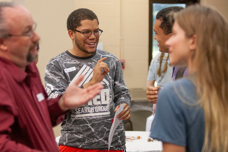 CIENCIAS STEM Diversity Networking Event September 25, 2019 (Jim Bowling - The Ohio State University Office of Student Life)