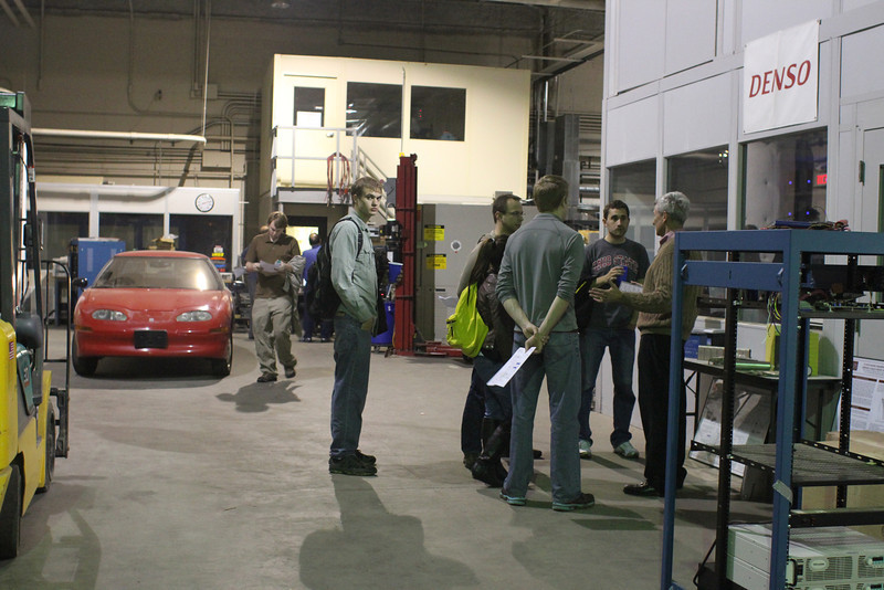 2012 Batteries and Electrified Cars Seminar