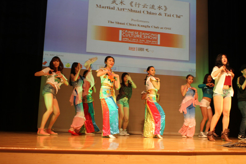 2013 Chinese Dancing Culture Show
