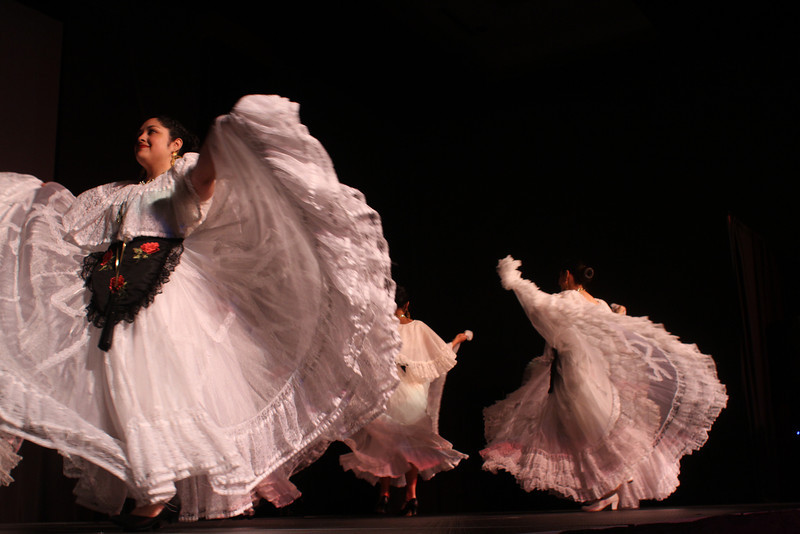 2013 Folclor Hispano Spring Performance