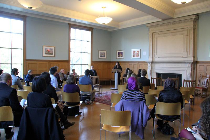 2012 JUROS Author Recognition Colloquium