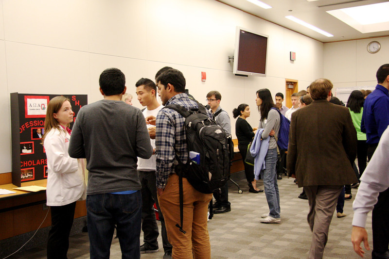 2012 Landacre Research Opportunities Fair