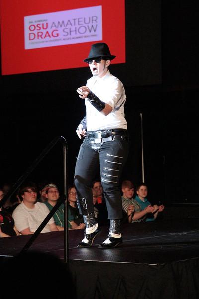 2013 8th Annual OSU Divalicious Drag Show