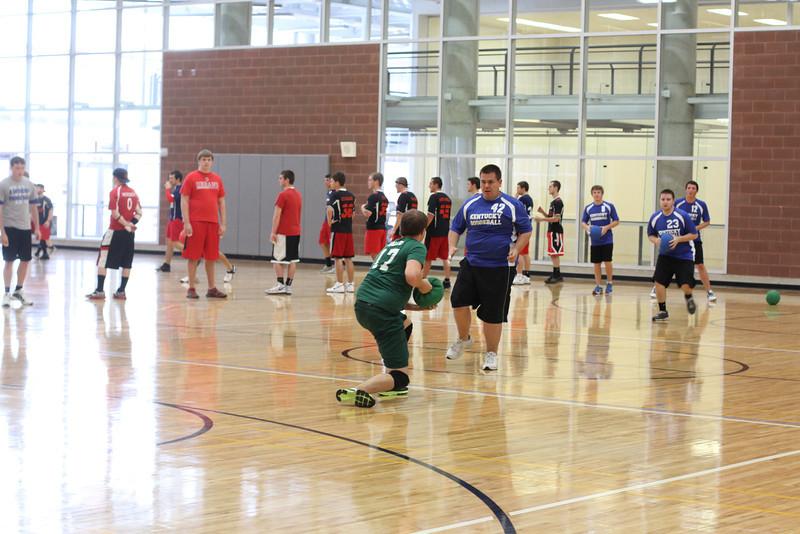 2012 Ohio State Dodgeball Invitational