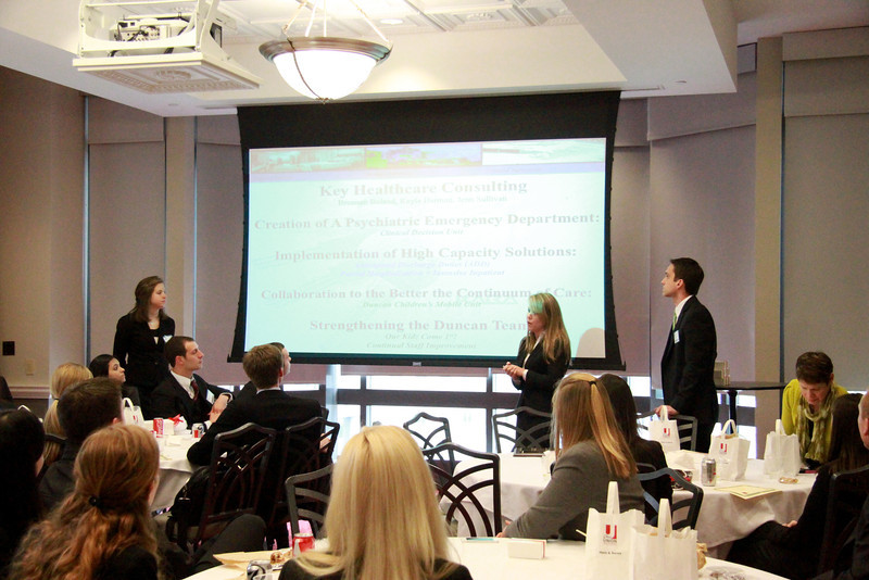 2013 Regional Healthcare Case Competition