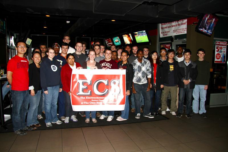 2012 ECS Kickoff