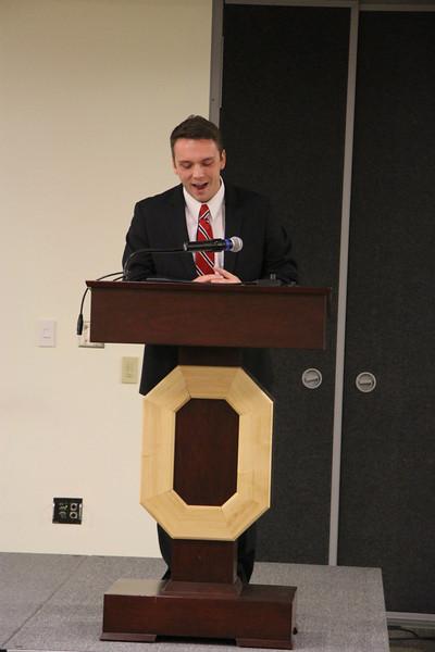 2013 USG Inauguration