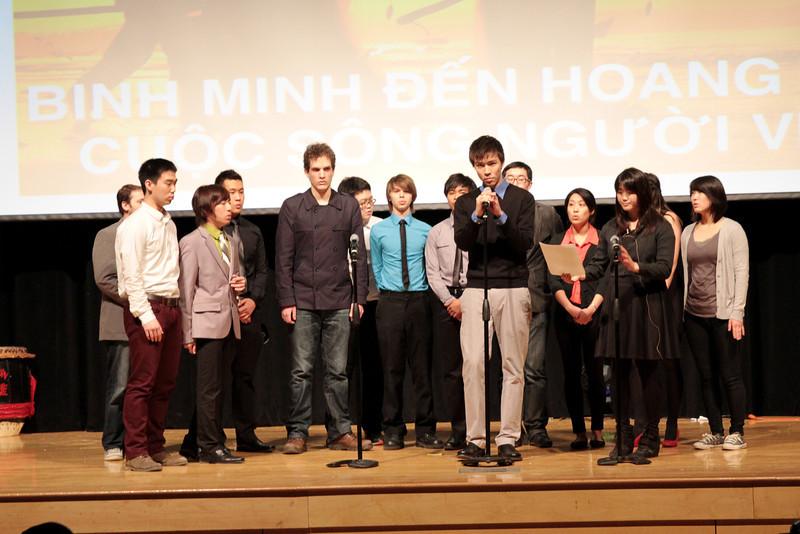 2013 VSA Cultural Show
