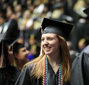 Spring 2017 philanthropic graduates