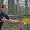 Conor Ritchey of Brookdale Community College in action against Ocean County College on Monday, April 28, 2014. /Russ DeSantis