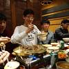 Korea Dinner