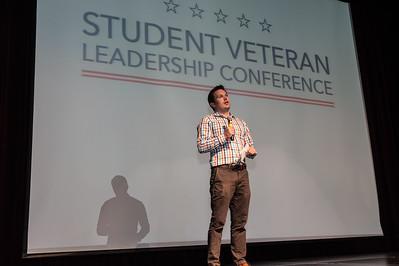 Student Veteran Leadership Conference (SLVC)